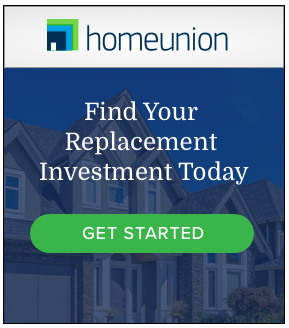 Find replacement property with Accruit partner HomeUnion.